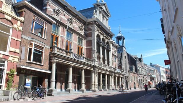 De stadsgehoorzaal