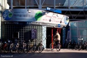 Fiets huren in Leiden