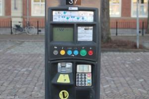 Parkeren in Leiden