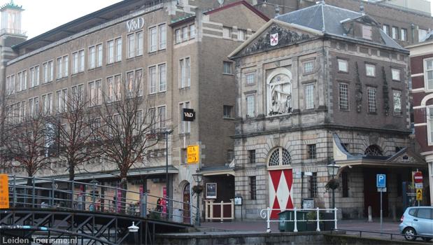 De Waag in Leiden