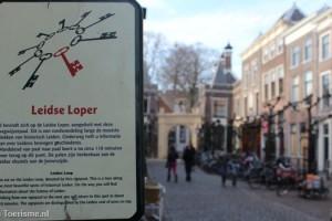 Wandelroutes door Leiden